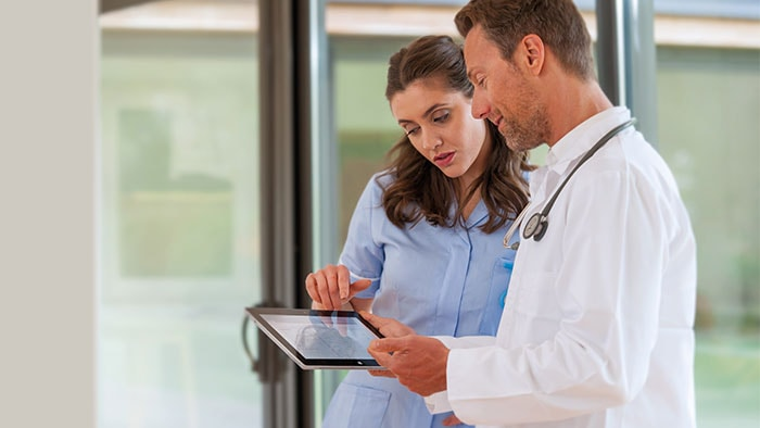 How can hospitals improve workflows to enhance patient and staff experience?