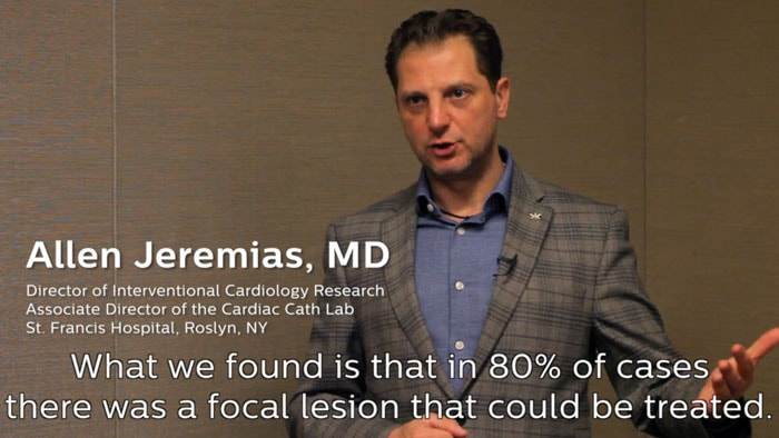Residual ischemia treatment options video
