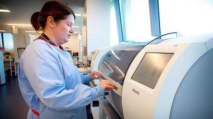 Digital pathology speeds up collaboration across laboratories